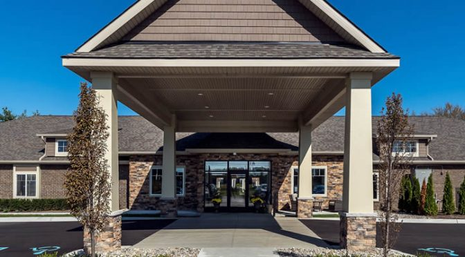 Grace Senior Living Chesterfield Michigan